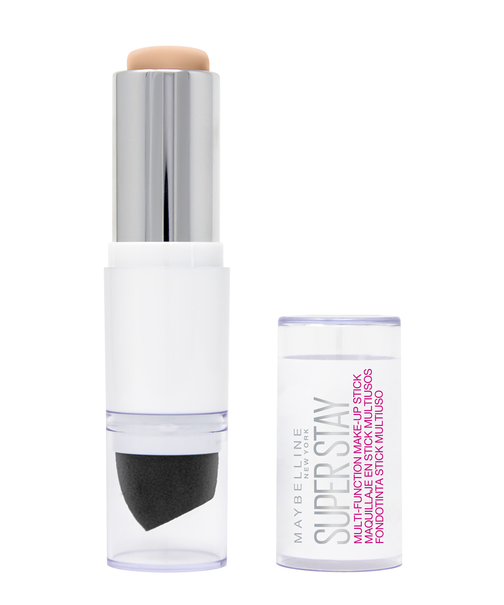 Base de maquillaje Super Stay Stick. de Maybelline.
