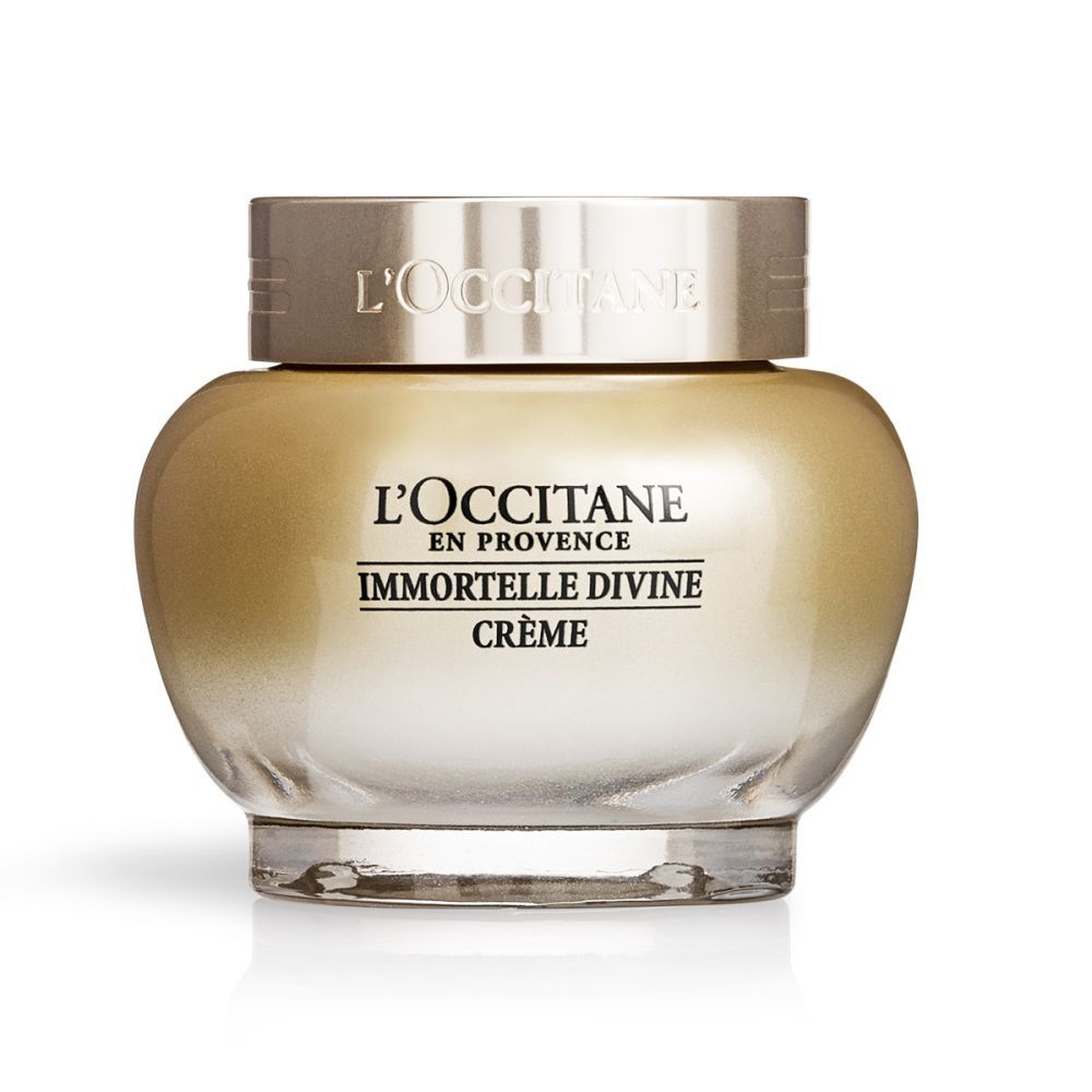 Immortelle Divine Grand Cru, de L'Occitane.