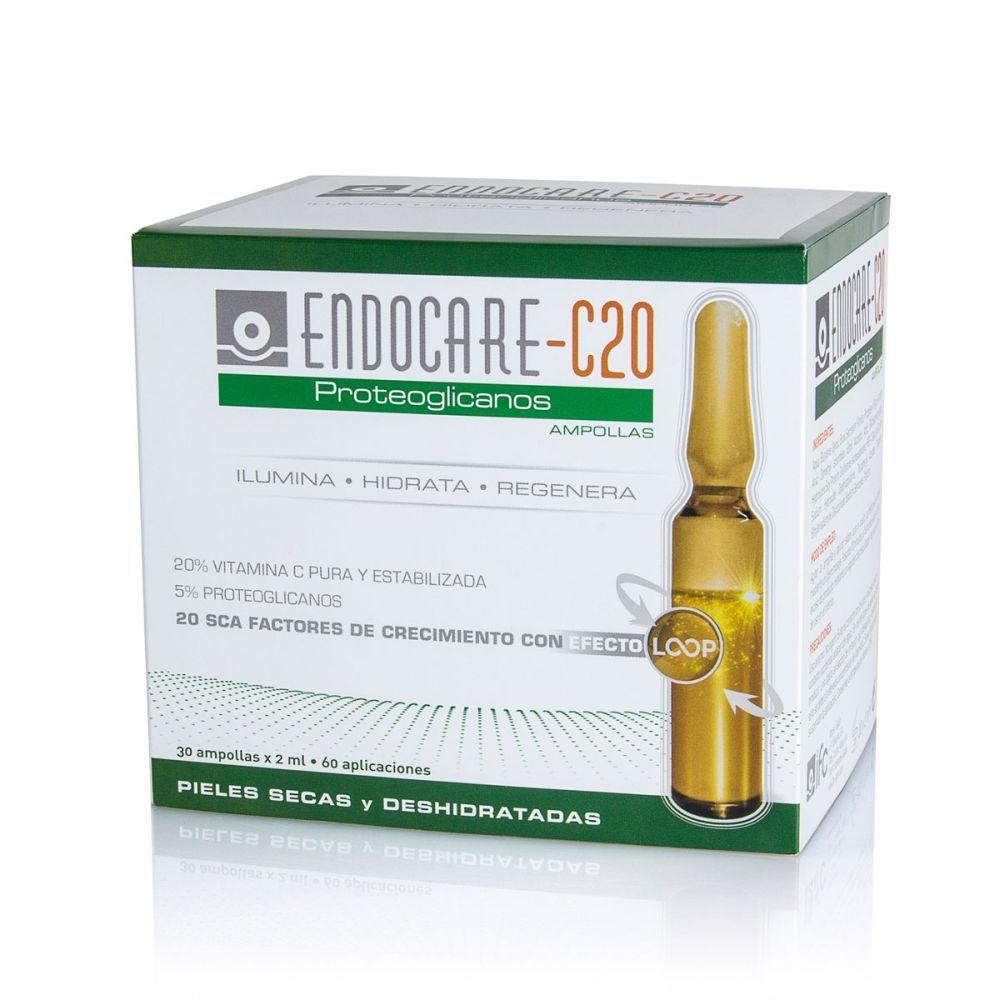 Ampollas C20 de Endocare.