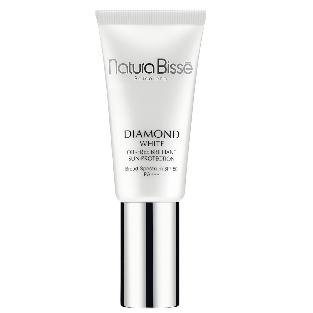 Diamond White SPF 50 PA   Oil Free Brilliant Sun Protection de Natura Bissé.