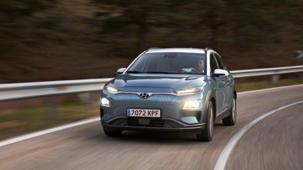 El nuevo Hyundai Kona eléctrico