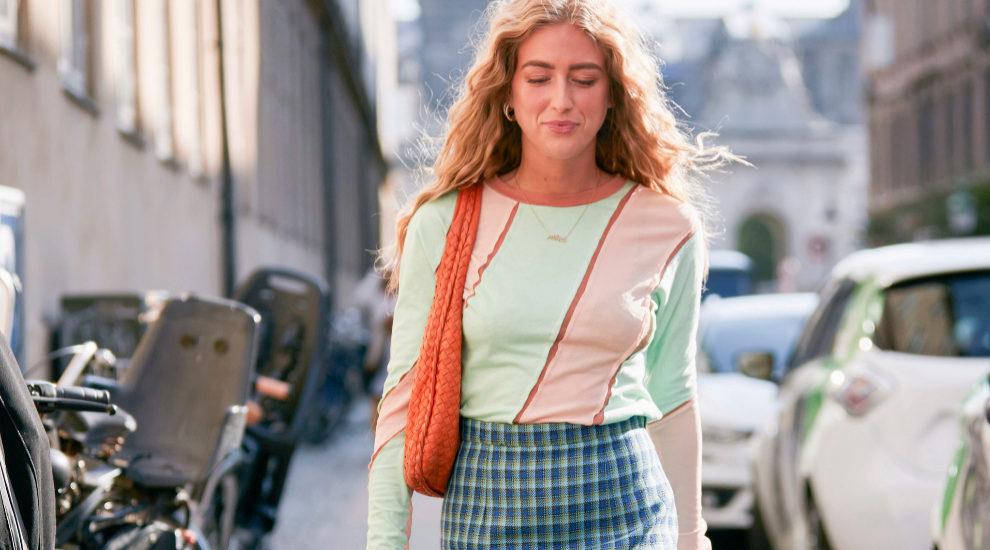 La danesa Emili Sindlev es la reina de las prendas eclécticas