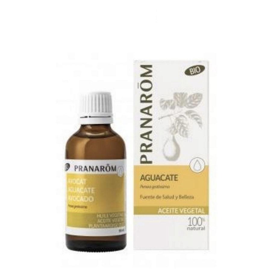 Aceite vegetal de aguacate para cuerpo y cabello.