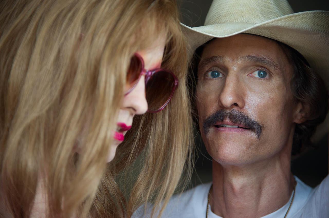 Matthew McConaughey perdió más de 20 kilos para meterse en la piel...