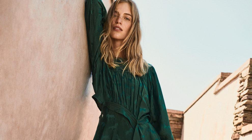 Los vestidos son la prenda del otoño.