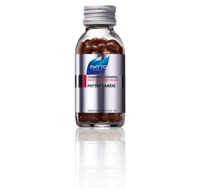 Phytophanère, de Phyto (49 euros/ 240 cápsulas). Con vitaminas, ácidos grasos y extractos de plantas.