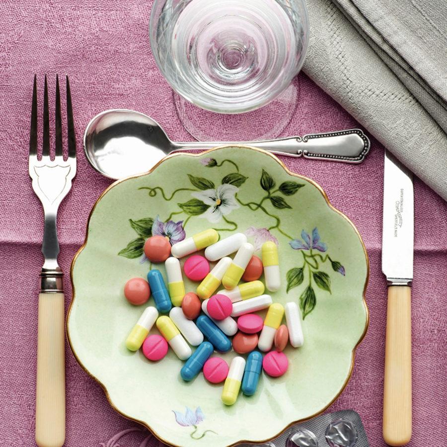 Los suplementos vitamínicos se deben tomar siempre bajo el...