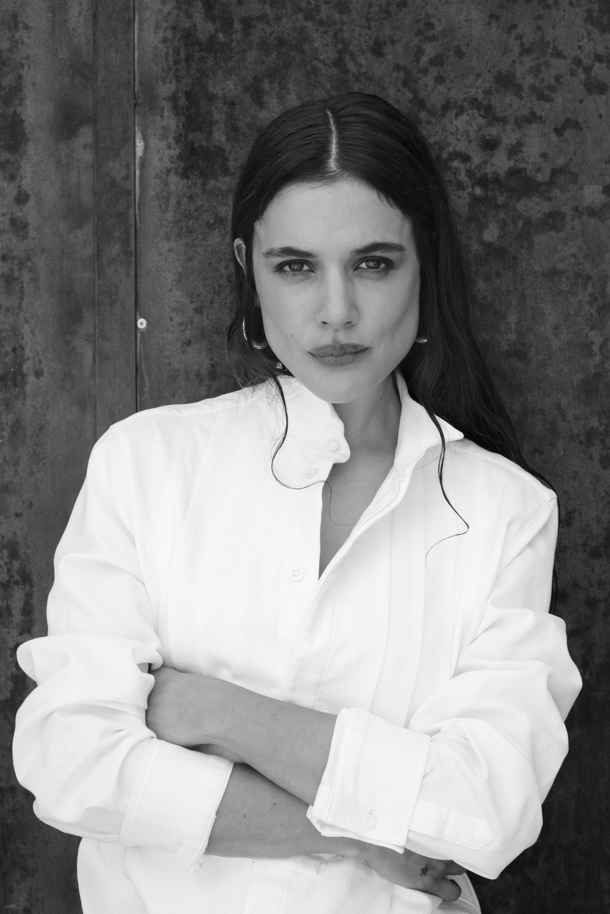 """""""Yo creo que, aunque tengas la mejor pareja posible, en el mundo estamos solos"""", Adriana Ugarte"""