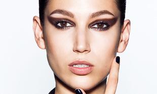 Aprende a maquillarte con tu sombra de ojos según la forma de tus...