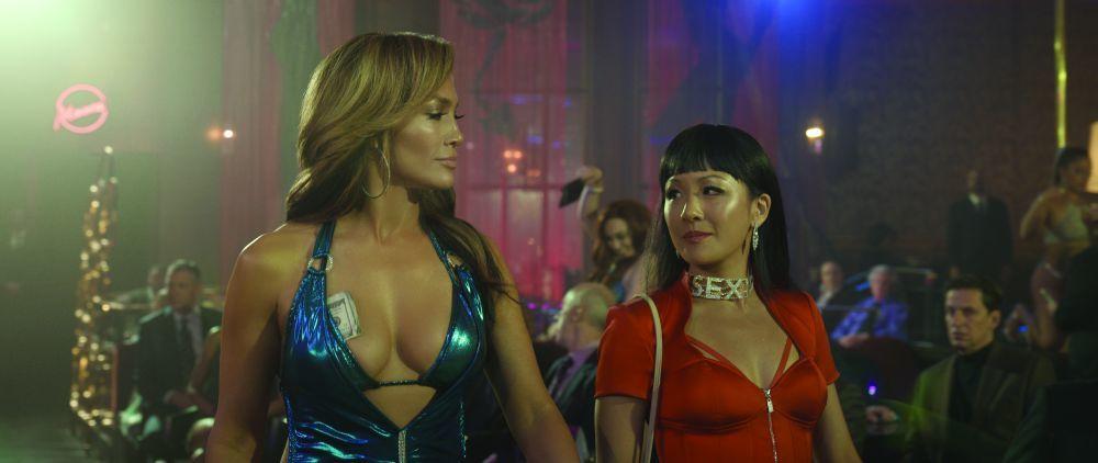 Jennifer Lopez y Constance Wu cuentan la historia real de Samantha...