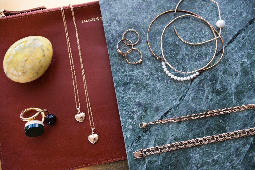 Algunas de las joyas con mayor valor emocional para la protagonista