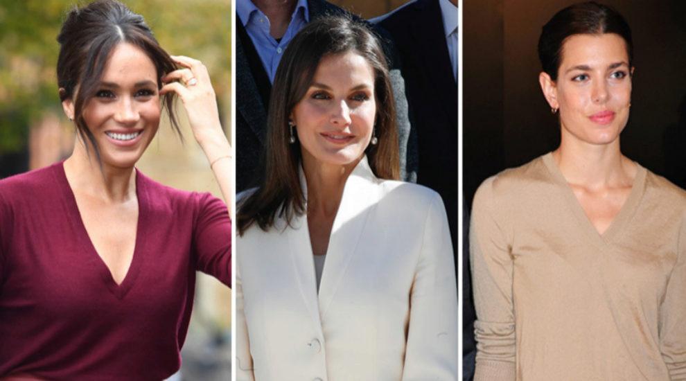Los looks minimalistas de las royals