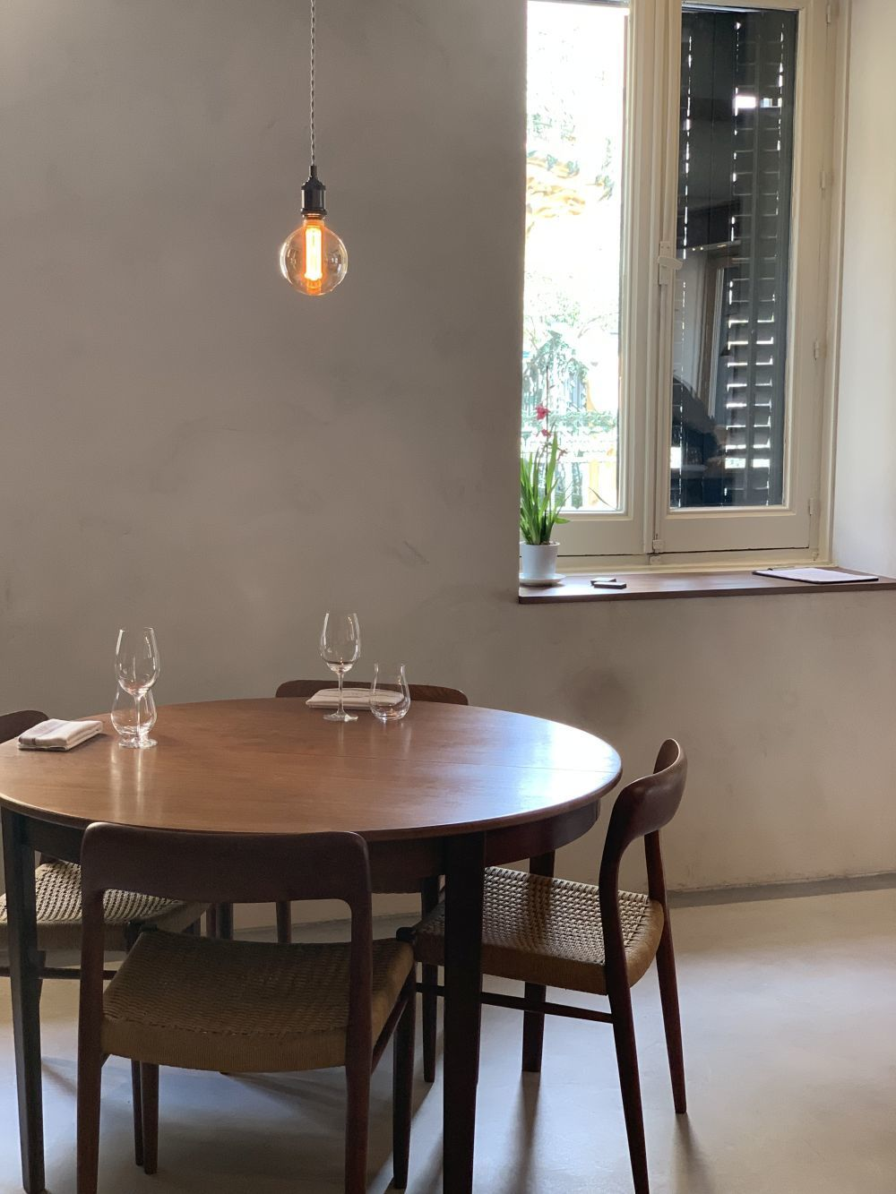 Dspeakeasy es el segundo restaurante de Diego Guerrero en el madrileño barrio de Salesas