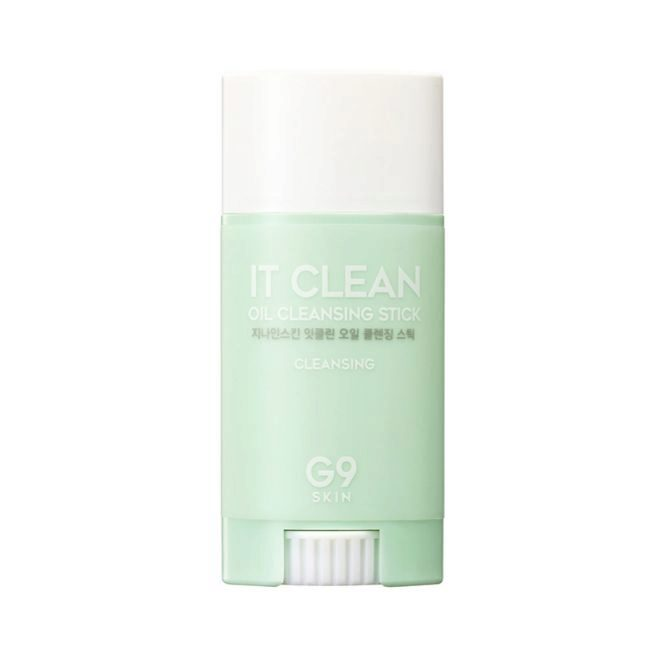 Desmaquillante It Clean Oil Stick, de G9Skin (23,99 euros, en Miin Cosmetics).