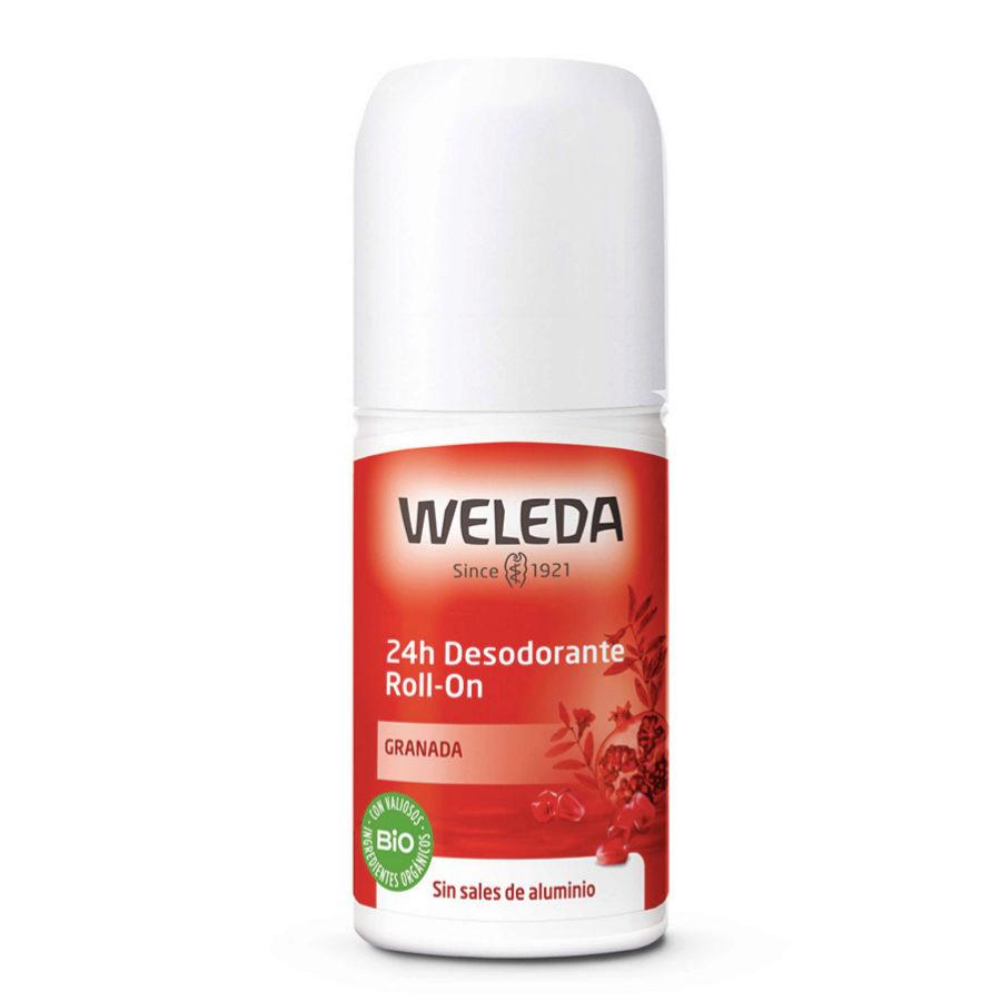 Desodorante de Weleda