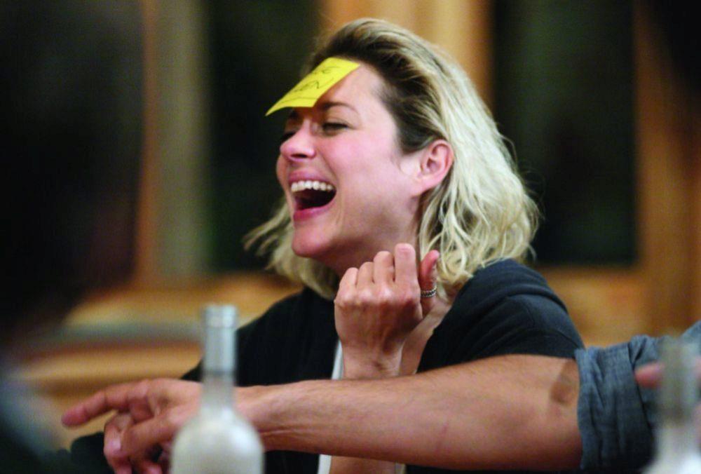 Marion Cotillard en Pequeñas mentiras para estar juntos