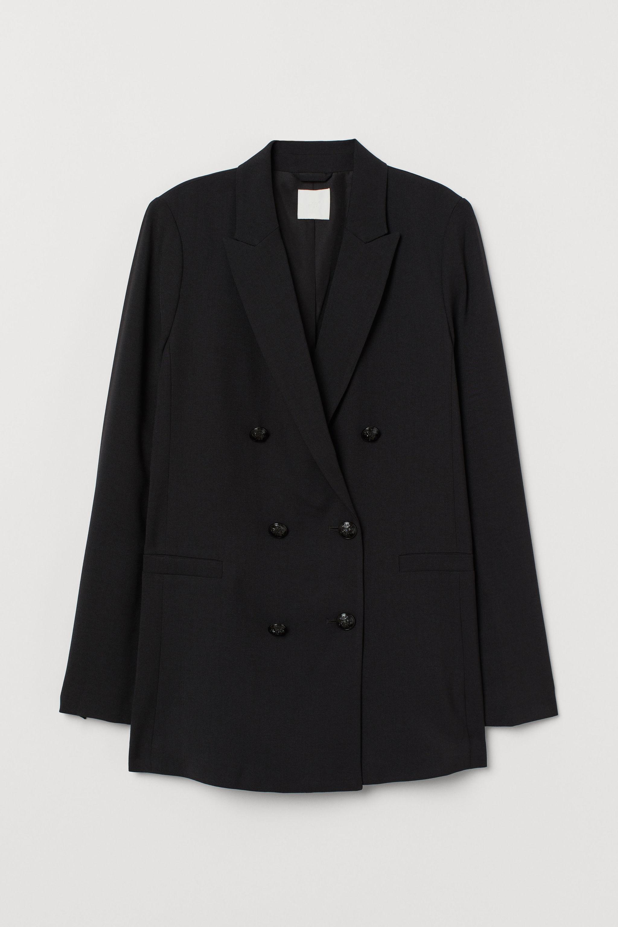 Blazer de H&M (39,90 euros).