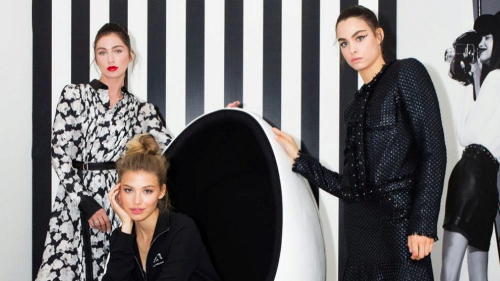 Esta es la nueva colección de maquillaje de karl Lagerfeld de...