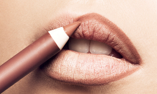 Te estás perfilando los labios de forma equivocada a la hora de...