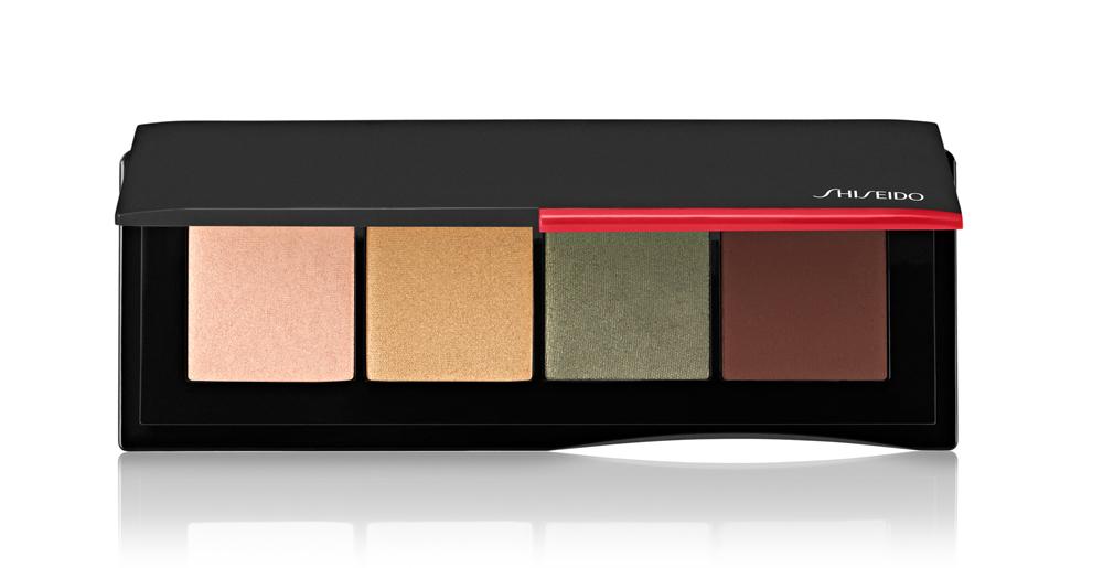 Paleta de sombras de ojos Essentialist Eye Palette 03 Namiki Street Nature de Shiseido (48 euros).