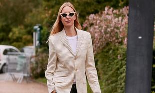 Pernille Teisbaek es nuestro icono a la hora de vestir para ir a la...