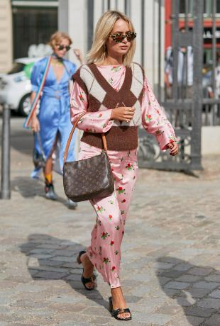 Hemos visto algún que otro jersey de rombos en la 'fashion week' de...