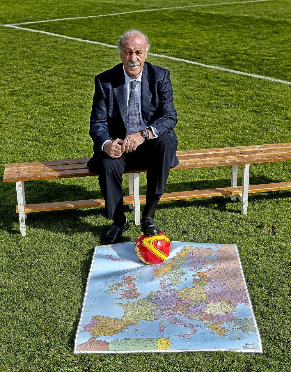 Vicente del Bosque participará en el MARCA Sport Weekend Marbella.