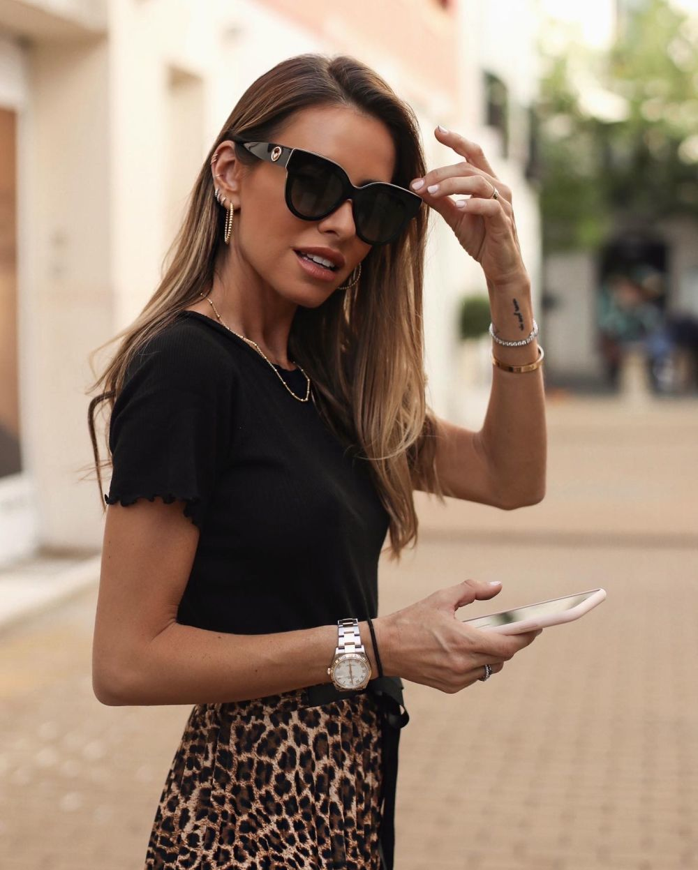 La influencer Marta Carriedo que cuenta con más de 500K seguidores en Instagram.