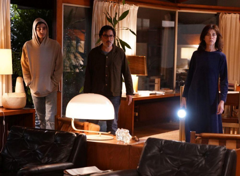 Yvan Attal, Ben Attal y Charlotte Gainsbourg, protagonistas de la...