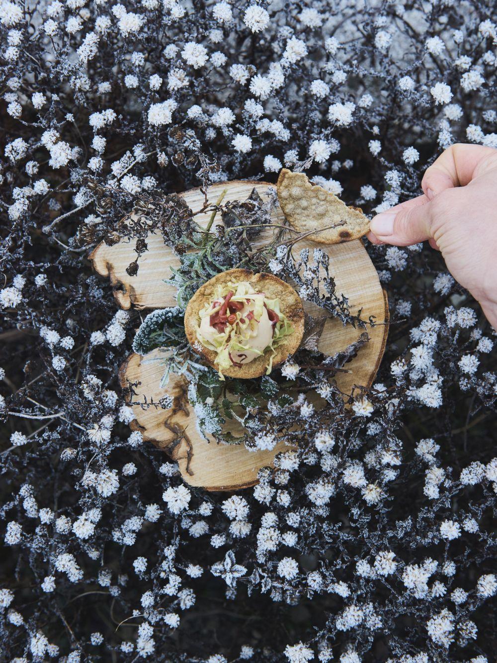 Invierno, por Ana Ros