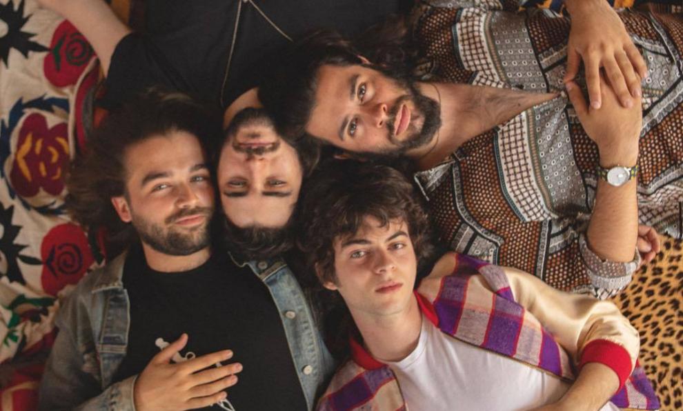 Martín Mosquera, Dani Núñez, Dani Ferrandis y Santiago Isla son los...