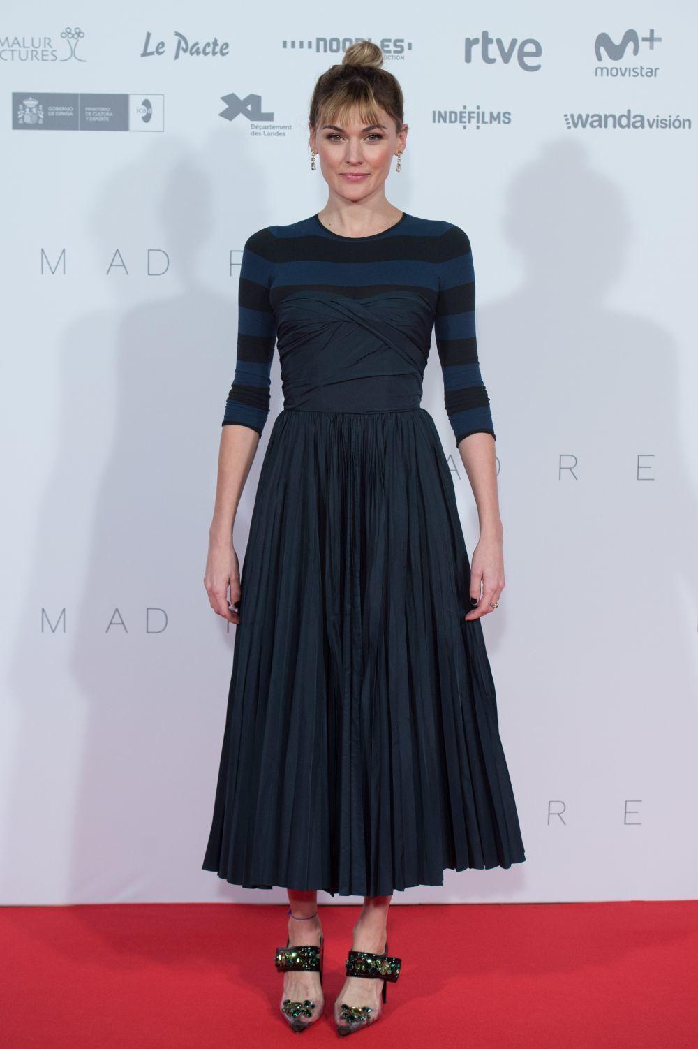 """Marta Nieto vestida de Dior en el estreno de """"Madre"""""""