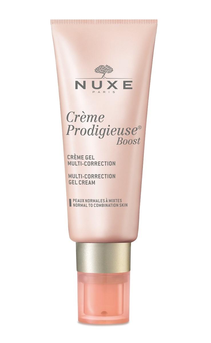 Crema Gel Multi-Corrección Crème Prodigieuse Boost de Nuxe.