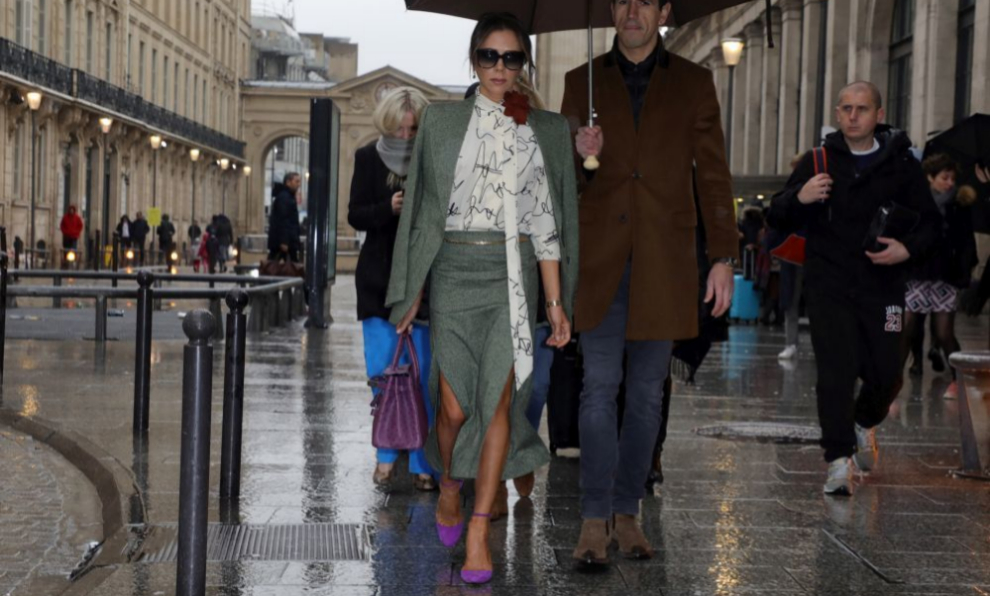 Victoria Beckham da el visto bueno a los zapatos preferidos de las insiders - Telva