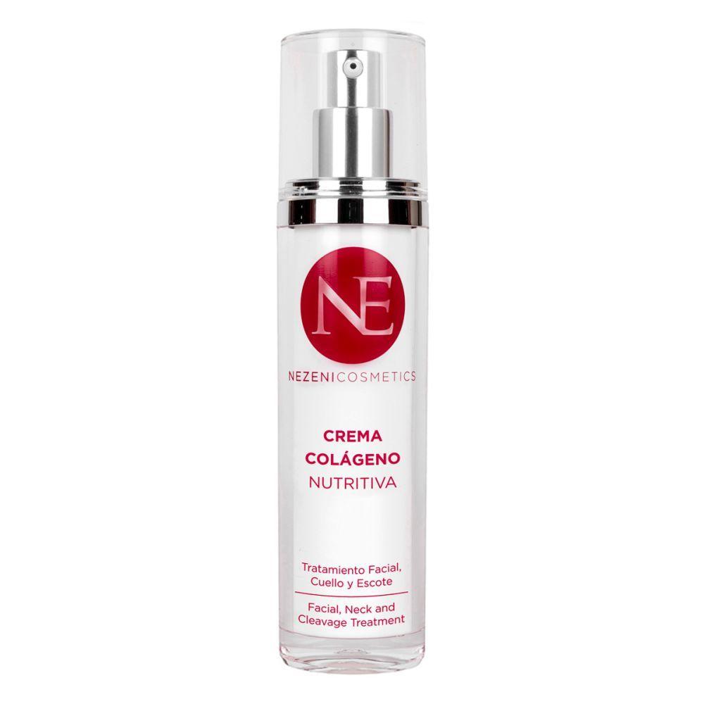 Crema de colágeno nutritiva de Nezeni Cosmetics.