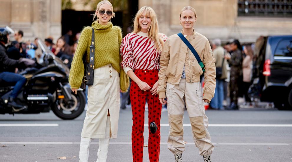 Nuestras estilistas nórdicas preferidas suelen optar por el bolso...