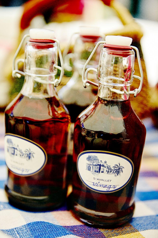 El vinagre es rico vitaminas, minerales y polifenoles.