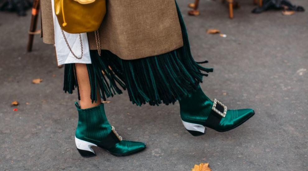 Elegimos nuestros zapatos favoritos para esta Navidad