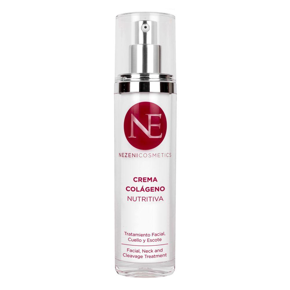 Crema de colágeno de Nezeni Cosmetics.