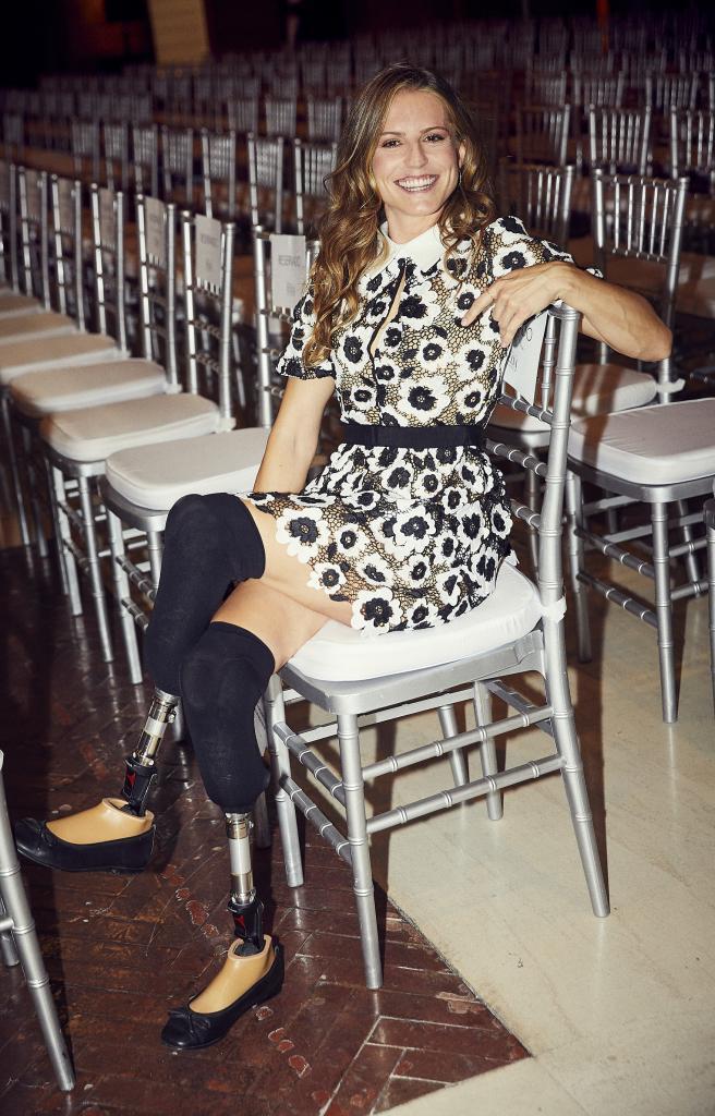 Sara Andrés presentó los Premios TELVA a las Artes, Ciencias y...
