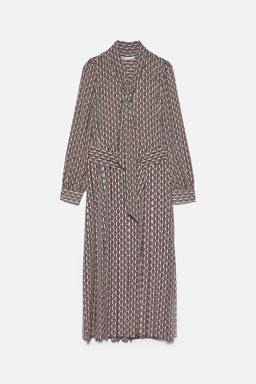 Vestido de Zara (69,95 euros)