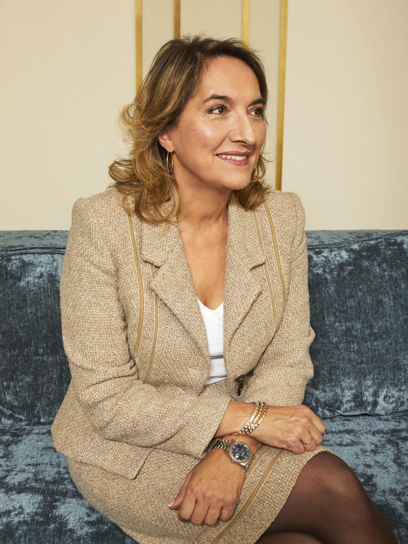 La Dra. Elena de las Heras.