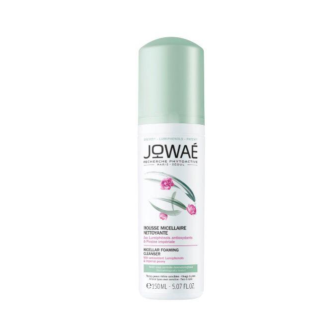 Espuma Micelar, de Jowaé (12,50 euros). Con un 98% de ingredientes de origen natural.