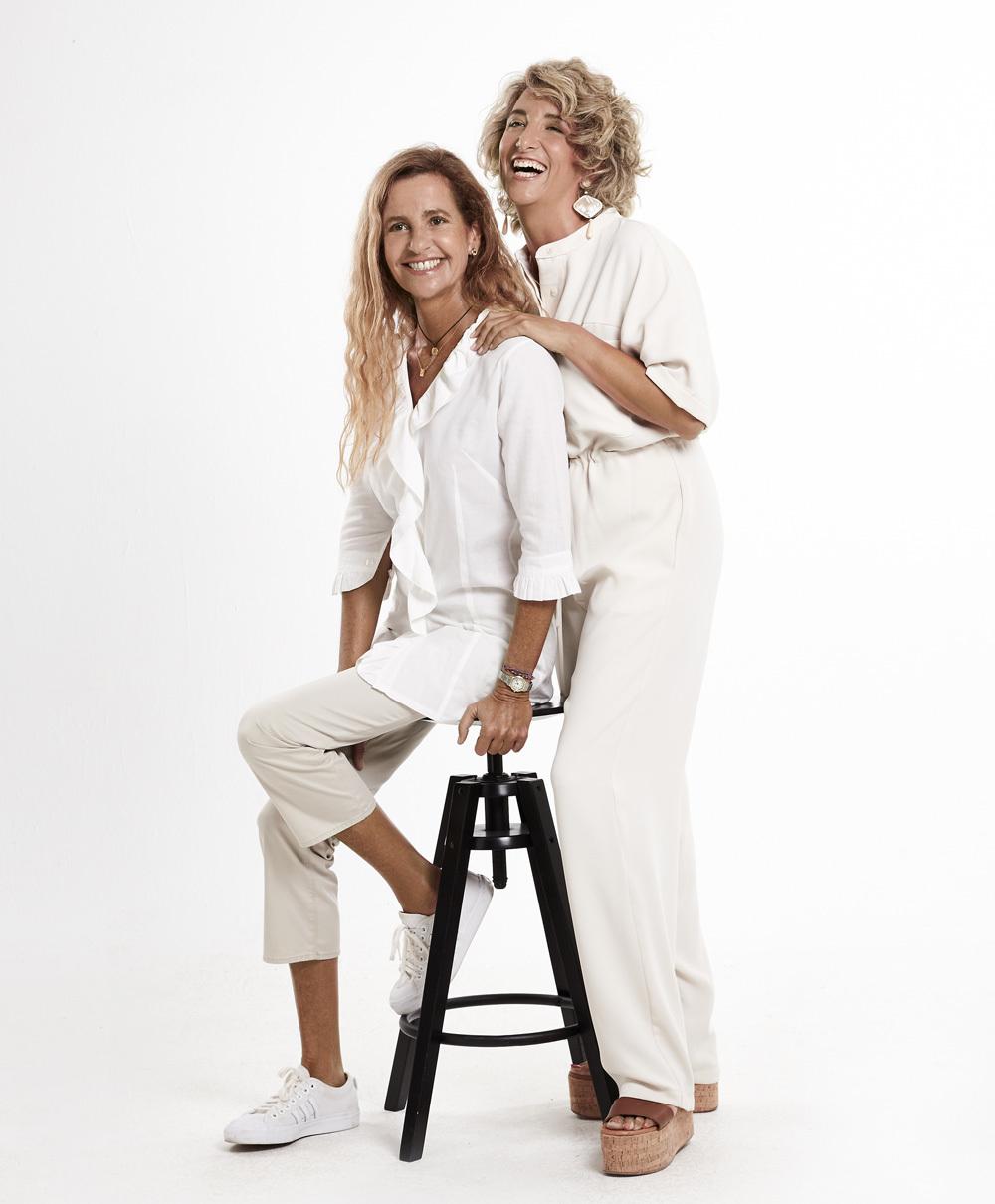 Adriana Pérez-Sala y Olga Puig-La Calle, fundadoras de la marca de...