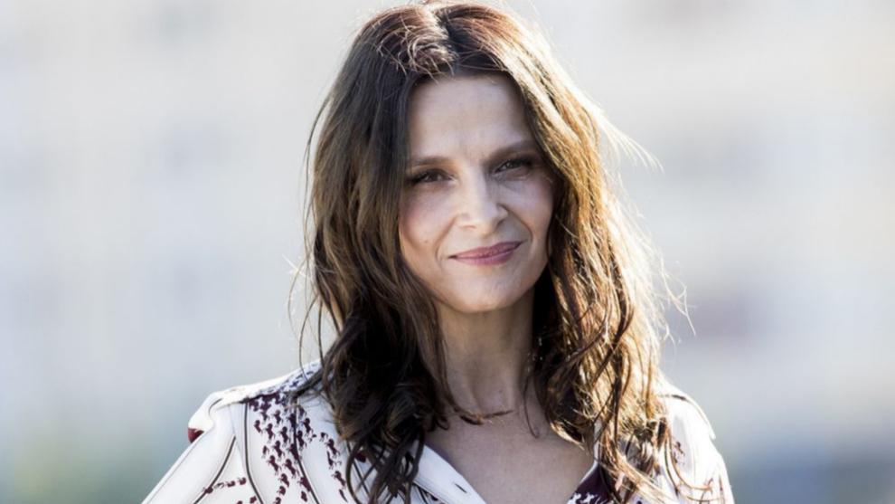 Juliette Binoche presume de belleza natural y es una de las actrices...