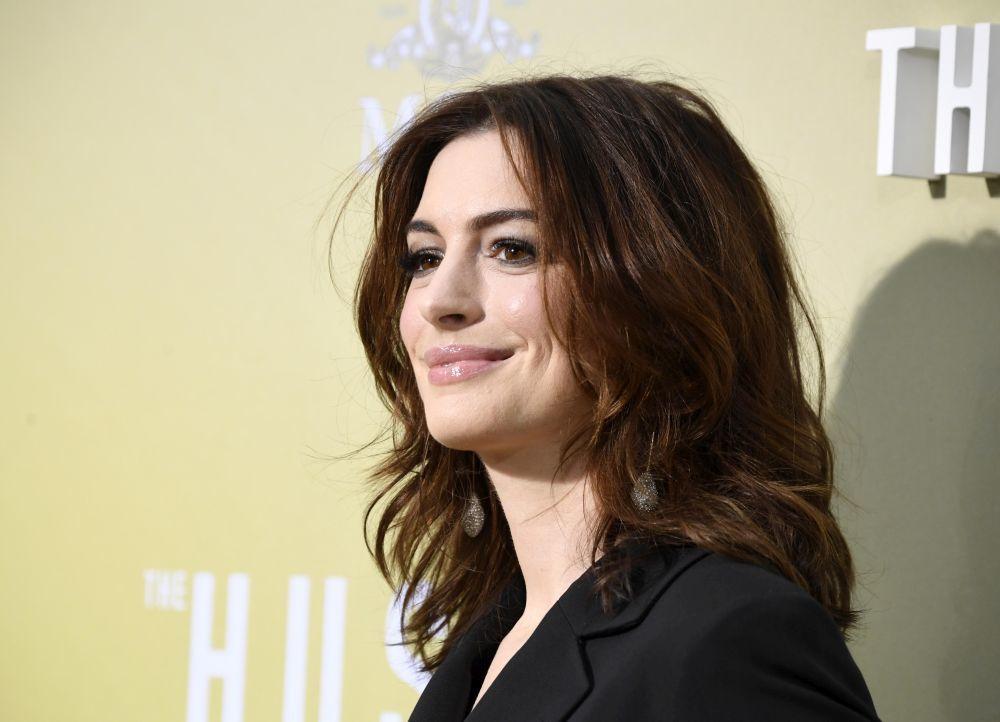 El shag de Anne Hathaway y otros cortes de pelo que han sido tendencia...