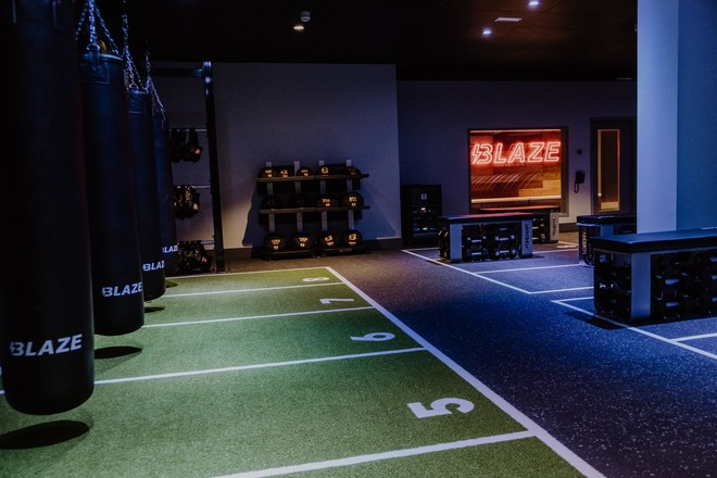 Las sesiones se imparten en una boutique dentro del club deportivo.