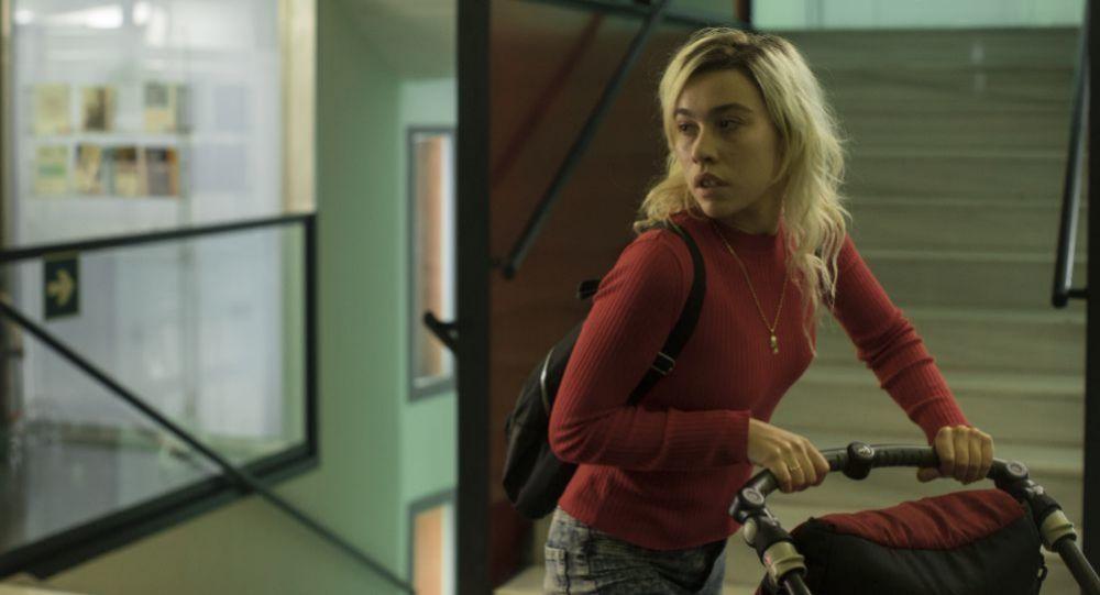Greta Fernández en La hija de un ladrón