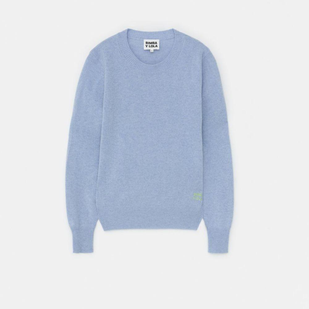 Jersey azul (52 euros).