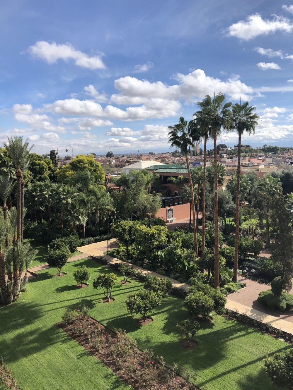 Jardín de La Mamounia